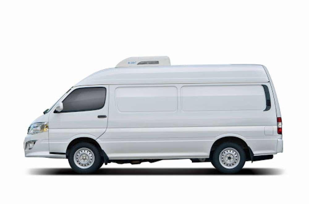 Chiller Rental Van